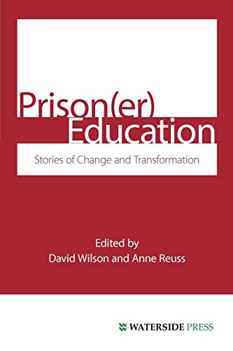 9781872870908: Prison(er) Education: Stories of Change and Transformation