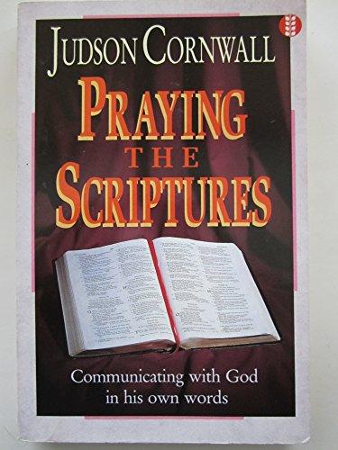 9781872877051: Praying the Scriptures