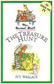 Treasure Hunt (Animal Shelf) (1872885543) by Ivy Wallace