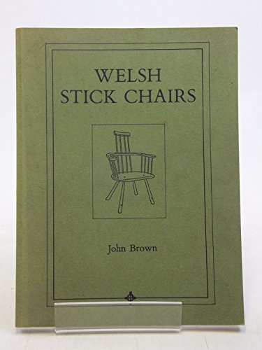 9781872887005: Welsh Stick Chairs