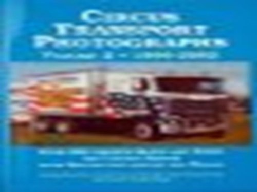 Circus Transport Photographs 1900-2002 (9781872904214) by Jamieson, David