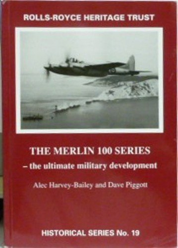 9781872922041: The Merlin 100 Series - The Ultimate Military Development (Historical)