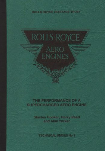 Performance of a Supercharged Aero Engine (Technical): Stanley Hooker