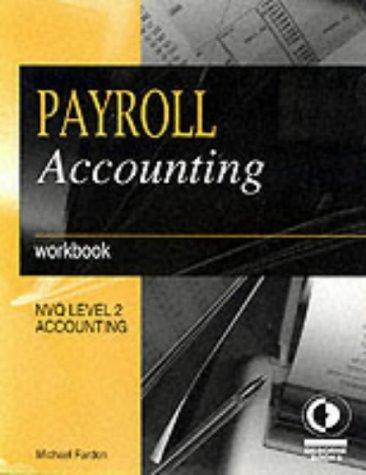 9781872962184: Payroll Accounting: Workbook (Osborne financial series)