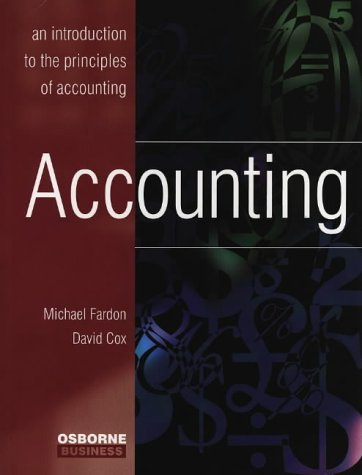 9781872962283: Accounting (Osbourne business)