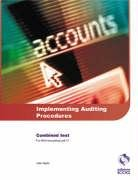 Implementing Auditing Procedures: Taylor, John