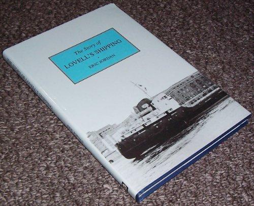 The Story of Lovell's Shipping: Eric Jordan