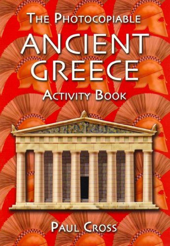 9781872977294: Ancient Greece: The Photocopiable Activity Book