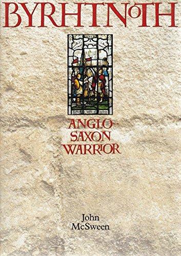 9781873027059: Byrhtnoth: Anglo-Saxon warrior