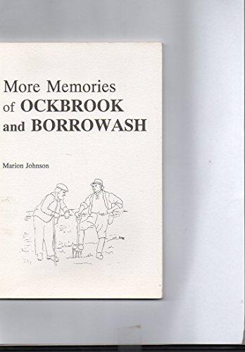 9781873064047: More Memories of Ockbrook and Borrowash