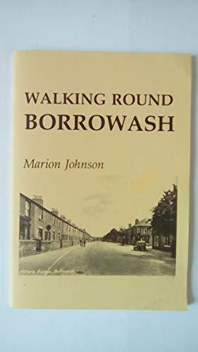 9781873064078: Walking Round Borrowash (Ockbrook & Borrowash Local History S.)