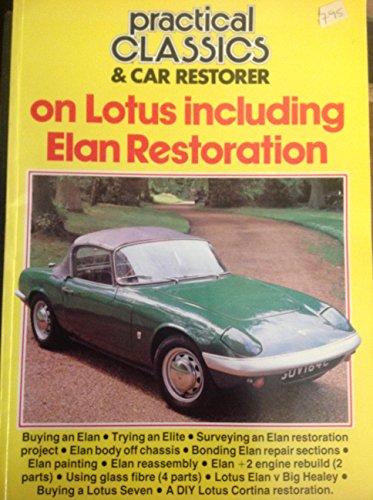 Practical Classics & Car Restorer on Lotus