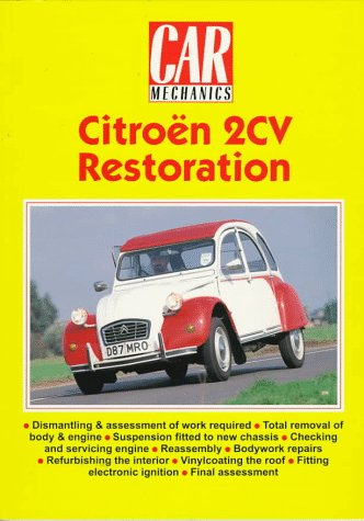 Citro?n 2cv Restoration: Thorley, Nigel