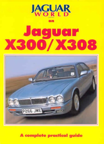 9781873098776: Jaguar World Monthly Jaguar X300/X308