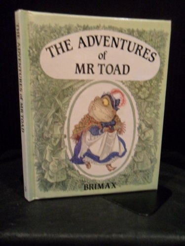 the adventures of mr toad: n/a