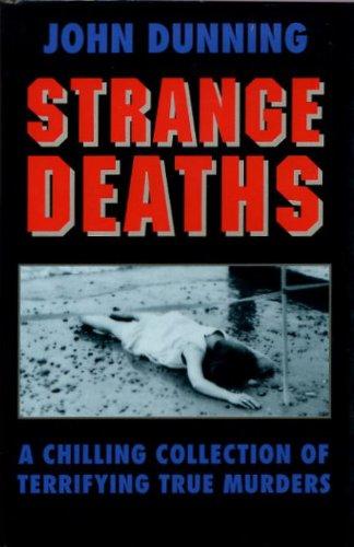 9781873123133: Strange Deaths