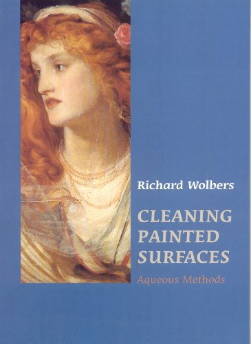 9781873132364: Cleaning Painted Surfaces: Aqueous Methods