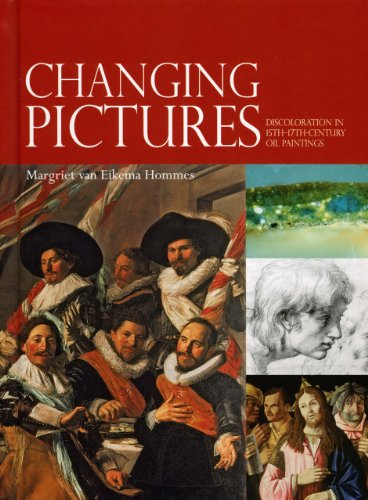 9781873132395: Changing Pictures: Discolouration in 15th - 17th-century Oil Paintings