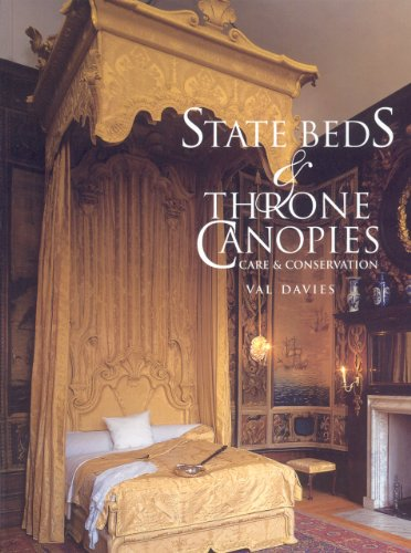 9781873132586: State Beds and Throne Canopies