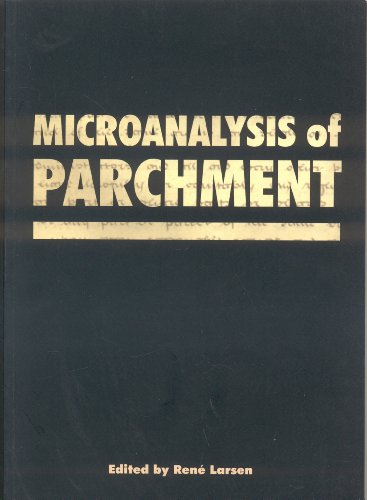 9781873132685: Microanalysis of Parchment