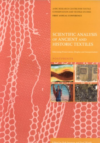 9781873132791: Scientific Analysis of Ancient & Historic Textiles