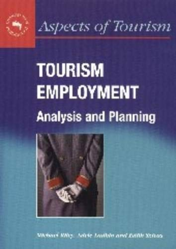 9781873150306: Tourism Employment: Analysis and Planning (Aspects of Tourism)