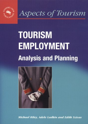 9781873150313: Tourism Employment: Analysis and Planning (Aspects of Tourism)