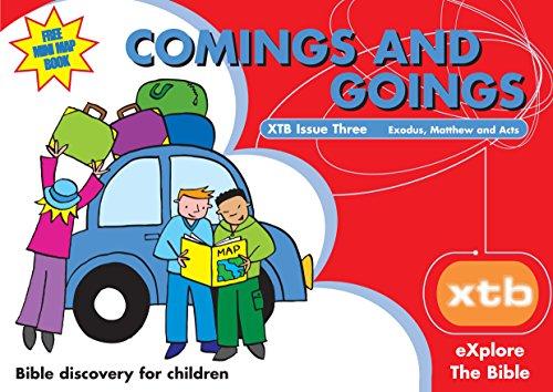 9781873166253: XTB 3: Comings & Goings