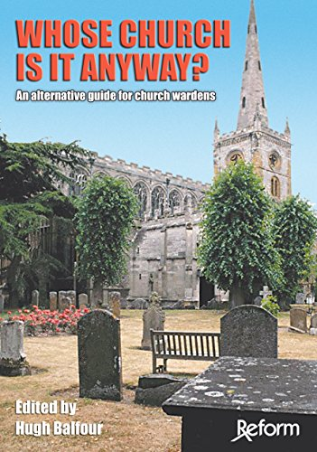 9781873166314: Whose Church is it Anyway?: An Alternative Guide for Church Wardens