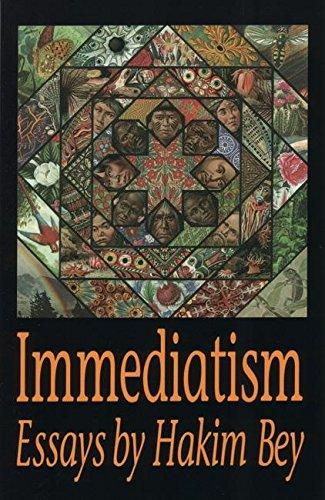 9781873176429: Immediatism