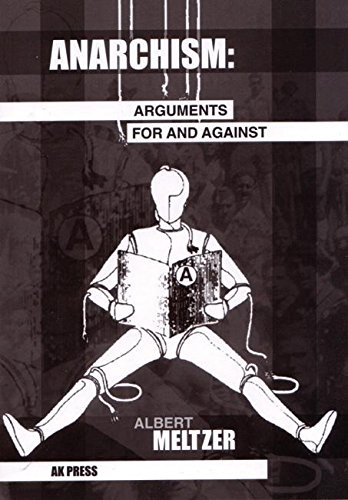 9781873176573: Anarchism: Arguments For and Against