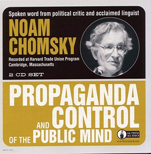 9781873176689: Propaganda and Control of the Public Mind