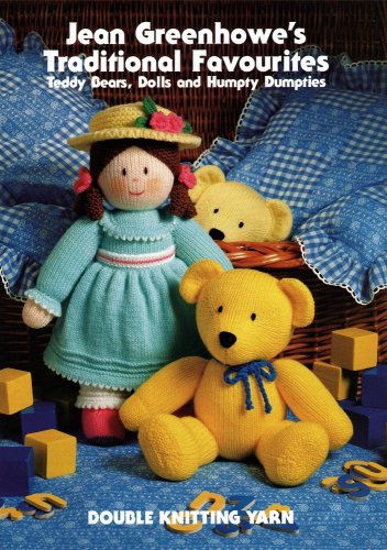 9781873193099: Jean Greenhowe's traditional favourites: Teddy bears, dolls and Humpty Dumpties
