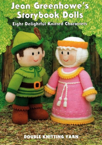9781873193181: Jean Greenhowe's Storybook Dolls: Eight Delightful Knitted Characters