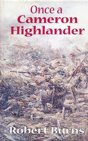 9781873203842: Once a Cameron Highlander