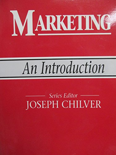 Marketing . An Introduction