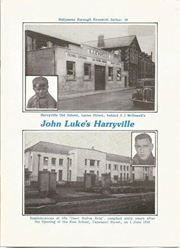 9781873242049: John Luke's Harryville