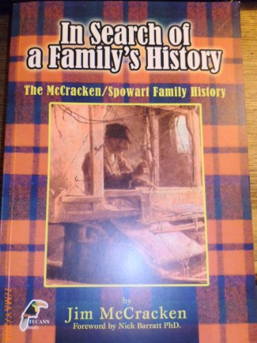 In Search of a Families History: The: McCracken, Jim