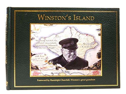 9781873295540: WINSTON'S ISLAND