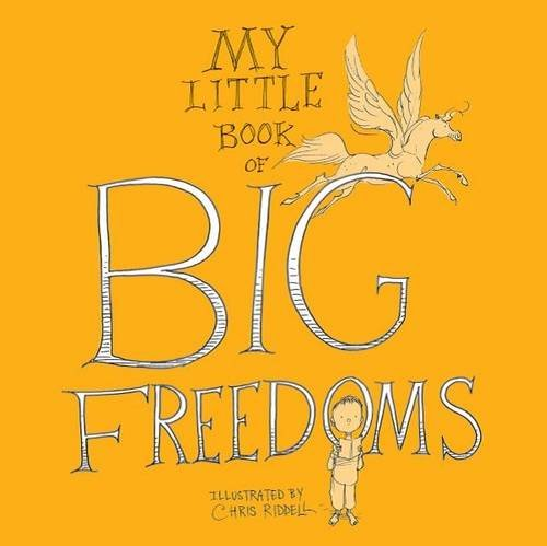 9781873328804: My Little Book of Big Freedoms