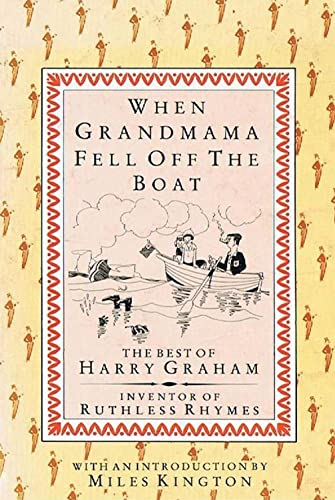 9781873329412: When Grandmama Fell Off the Boat: The Best of Harry Graham