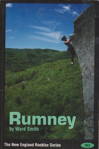 9781873341162: A rock climbing guide to Rumney (The New England rockfax series)