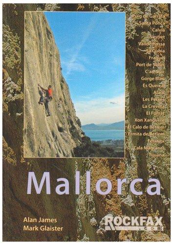 9781873341612: Mallorca: Rockfax Rock Climbing Guide to Mallorca (Rockfax Climbing Guide Series)