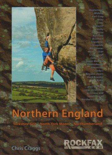 Northern England (Rockfax Climbing Guide): Craggs, Chris