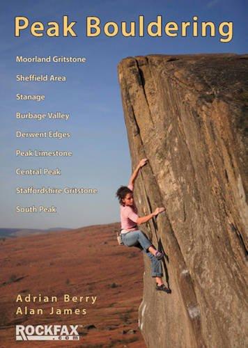 9781873341728: Peak Bouldering - Rockfax