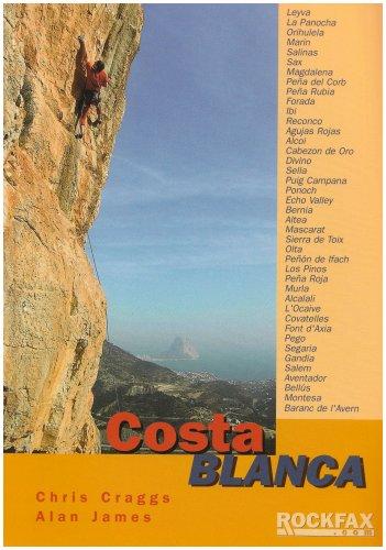 9781873341957: Costa Blanca: Rockclimbing Guide from Rockfax (Rockfax Climbing Guide)