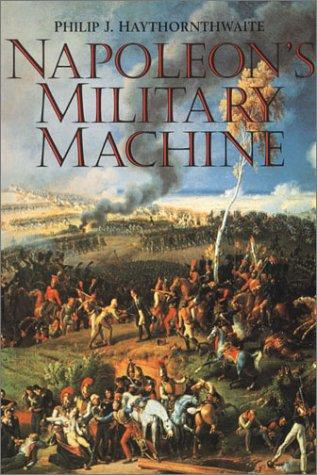 9781873376461: Napoleon's Military Machine