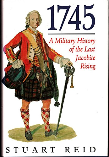 9781873376591: 1745: A Military History of the Last Jacobite Rising