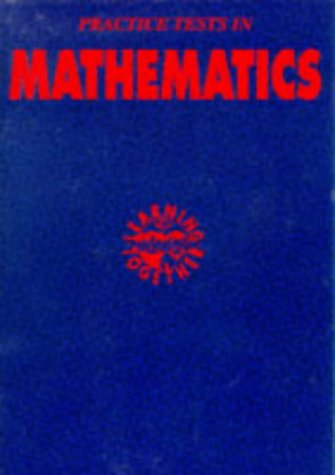 9781873385104: Practice Tests in Mathematics