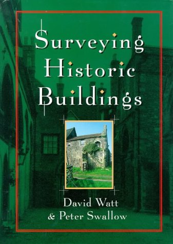 9781873394168: Surveying Historic Buildings